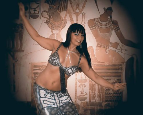 Tamara Belly dance